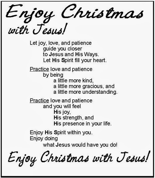 Top Christmas Poems About Jesus