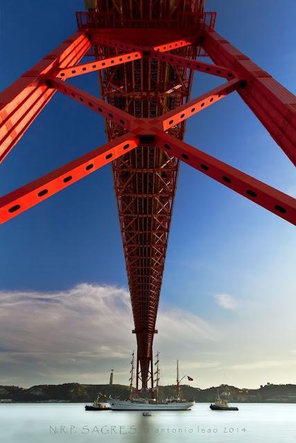 Portugal - Lisboa como nunca a viu Ponte 25 de Abril