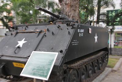 M132 armored personnel of the Vietnam War