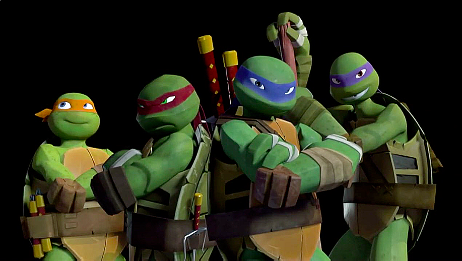 Ninja Pizza Teenage Mutant Turtles News amp Information