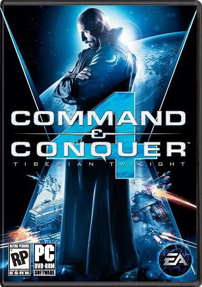 Command y Conquer 4 Tiberian Twilight PC Full Español Descargar DVD5