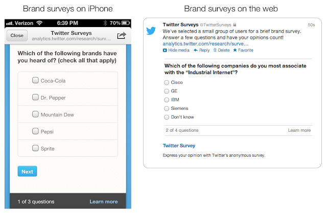 Twitter Likes Promoted Tweet Results, Pushes Brand Surveys Out of Beta