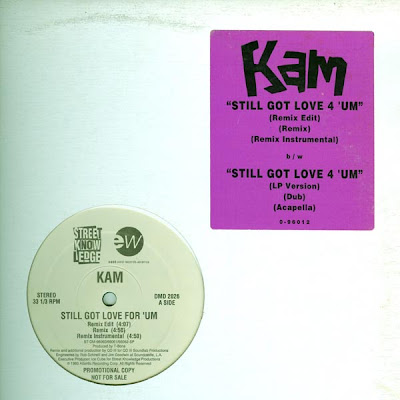 Kam ‎– Still Got Love 4 'Um (1993) (VLS) (320 kbps)