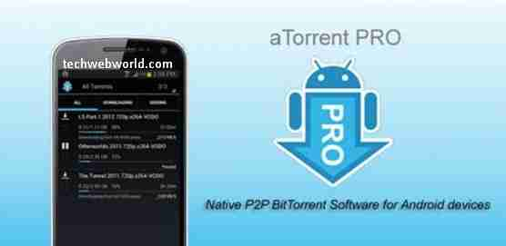 aTorrent torrent downloader for android
