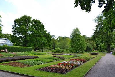 Botanical garden lund