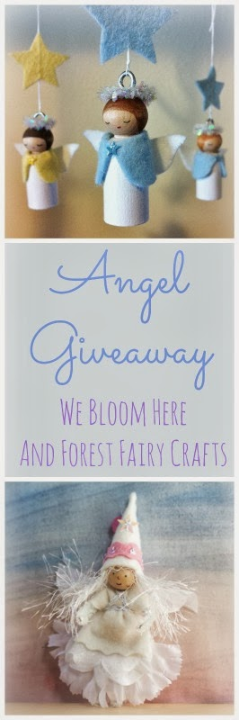 a little angel give away