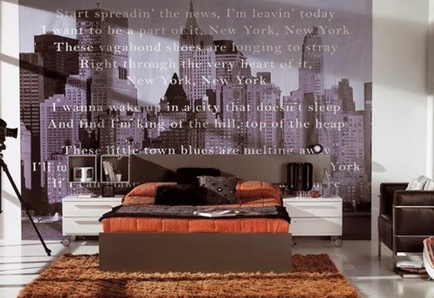 Decoraci n de cuartos dormitorios alcobas habitaciones for Imagenes de habitaciones decoradas