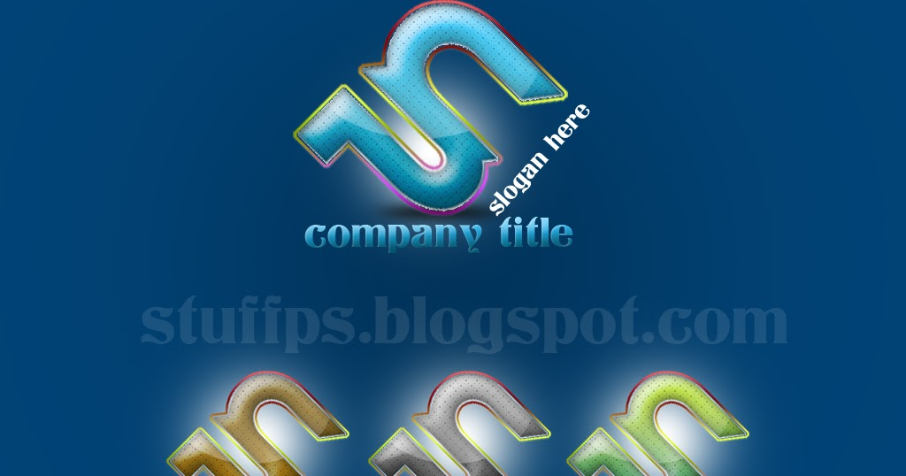 Photoshop Stuff Royalty Free Logo Design For Your Company