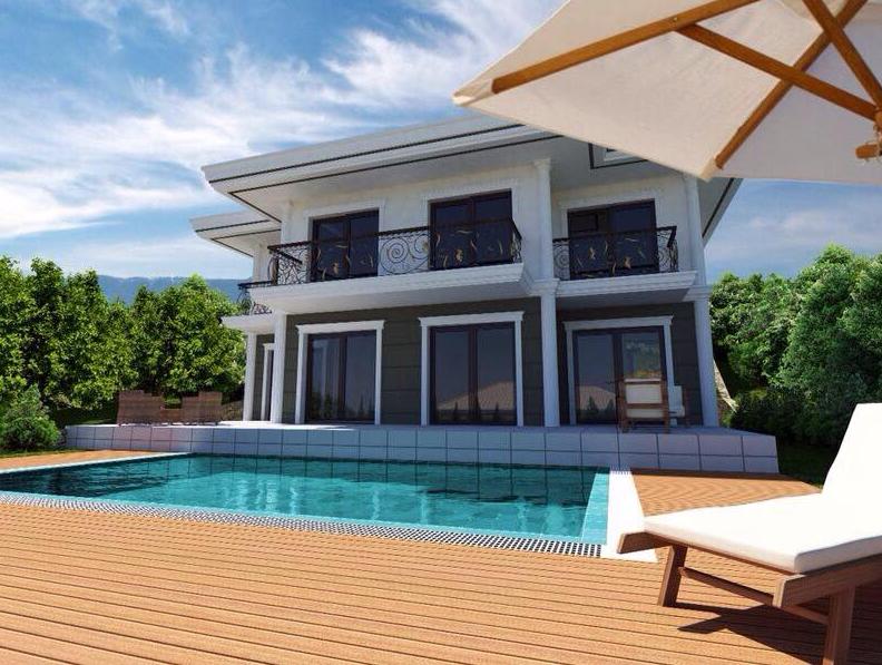 sapanca satılık havuzlu villa