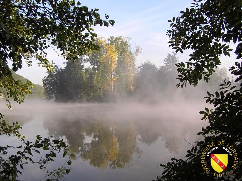 CHAUDENEY-SUR-MOSELLE (54) - Le long de la Moselle !