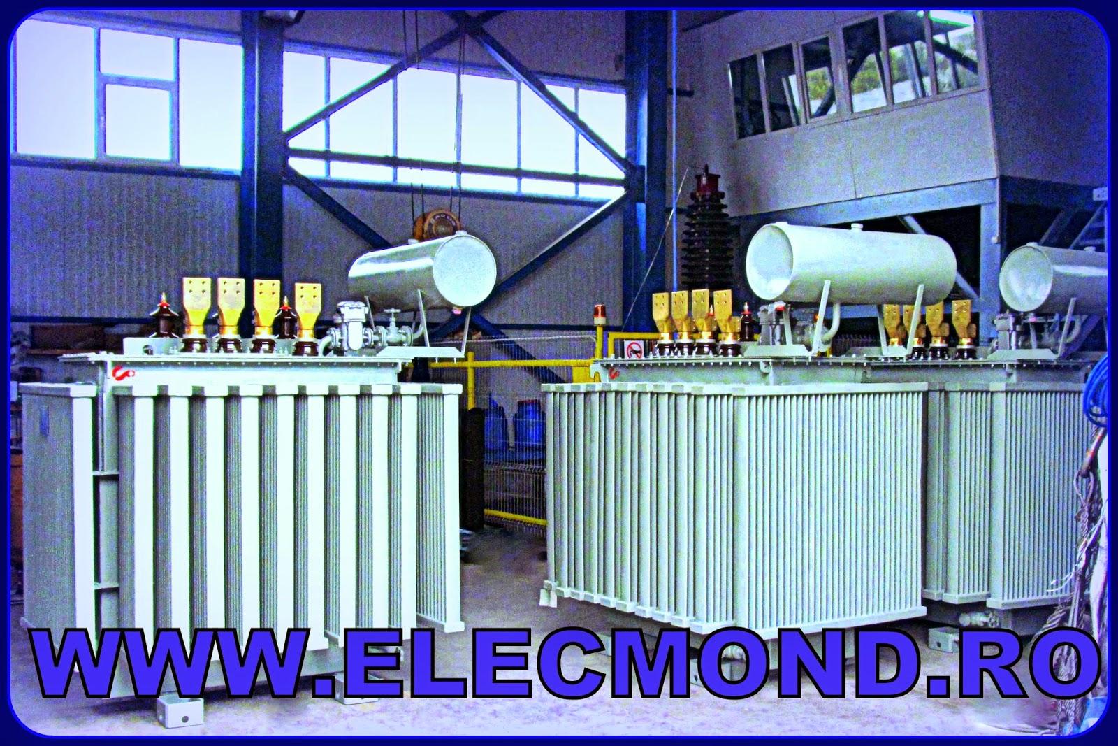 Transformatoare 1600 kVA 6/0,4 kV Cupru , transformator 1600 kVA Cupru  6/0,4 kV , Elecmond Electric ,