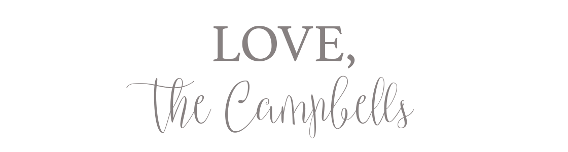 Love, the Campbells