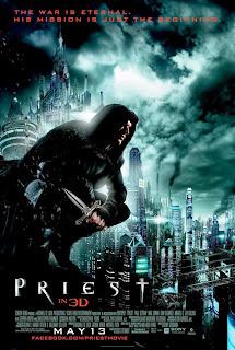 Watch Priest (2011) movie free online
