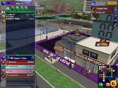 Screenshot 1 - Monopoly Tycoon | www.wizyuloverz.com