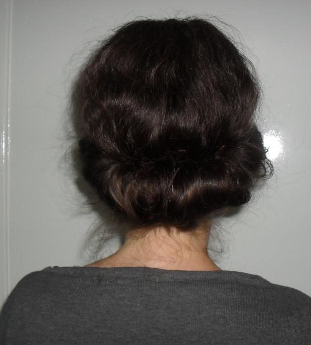 downton abbey hairdo