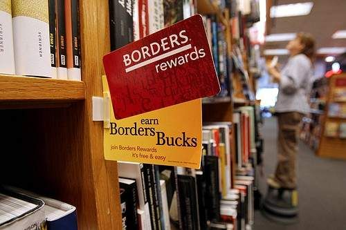 Borders Closing Sale Borders Bookstores Closing