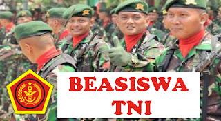 Beasiswa Tentara Nasional Indonesia 2012