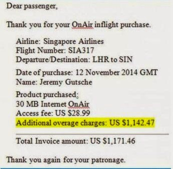 Pakai Wi-Fi di Pesawat, Penumpang Harus berani Bayar Rp 13 Juta