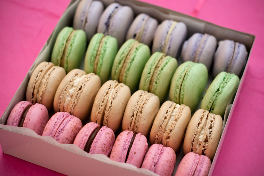 FASHIOMODELING: Introduction to French Macarons