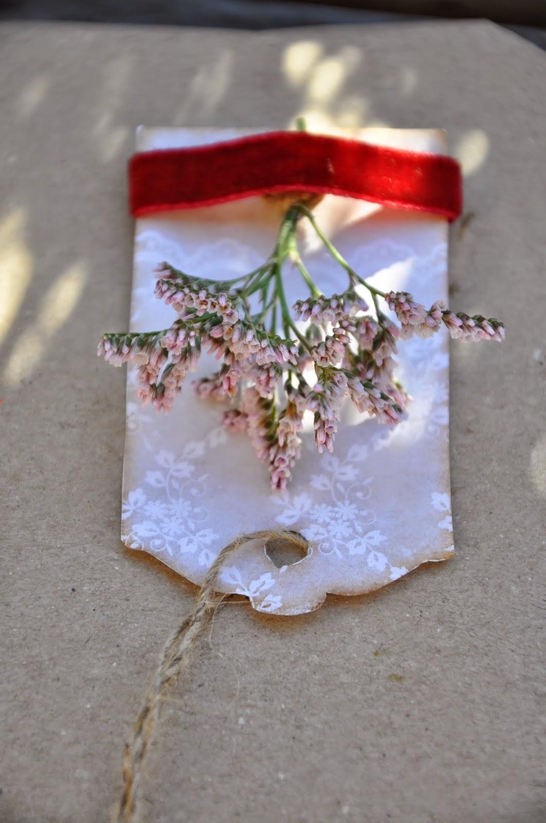 Il giardino del brocante pacchetti e decorazioni for Decorazioni natalizie personalizzate