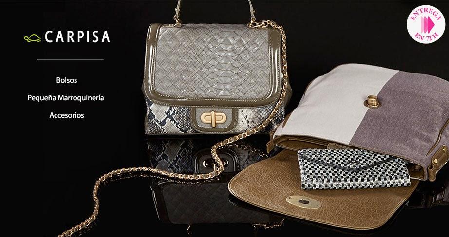 Carpisa, accesorios y bolsos de esta marca en oferta
