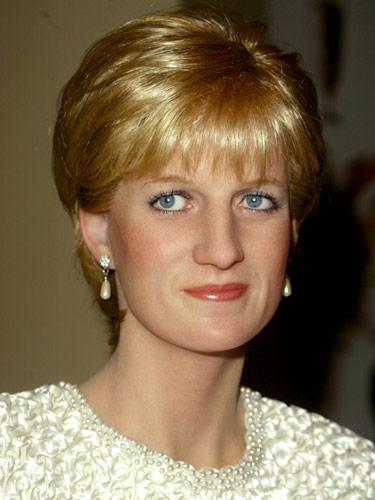 Princess Diana Haircuts