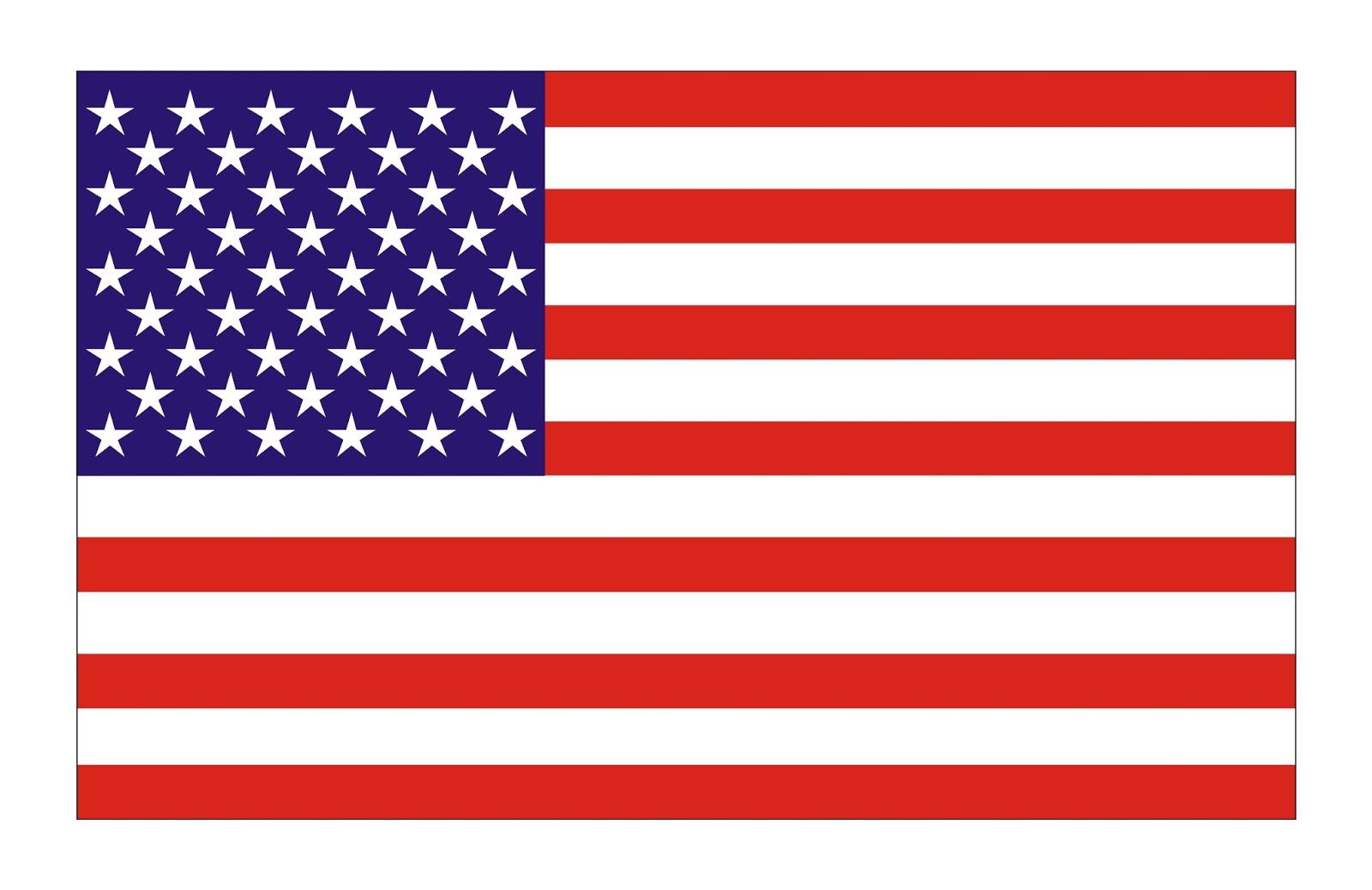 Resultado de imagem para bandeira americana vetor