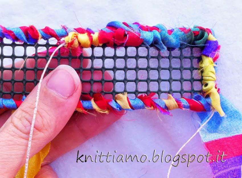 Come fare bracciale di filo