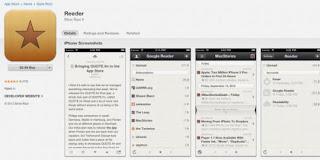 Google Reader alternative