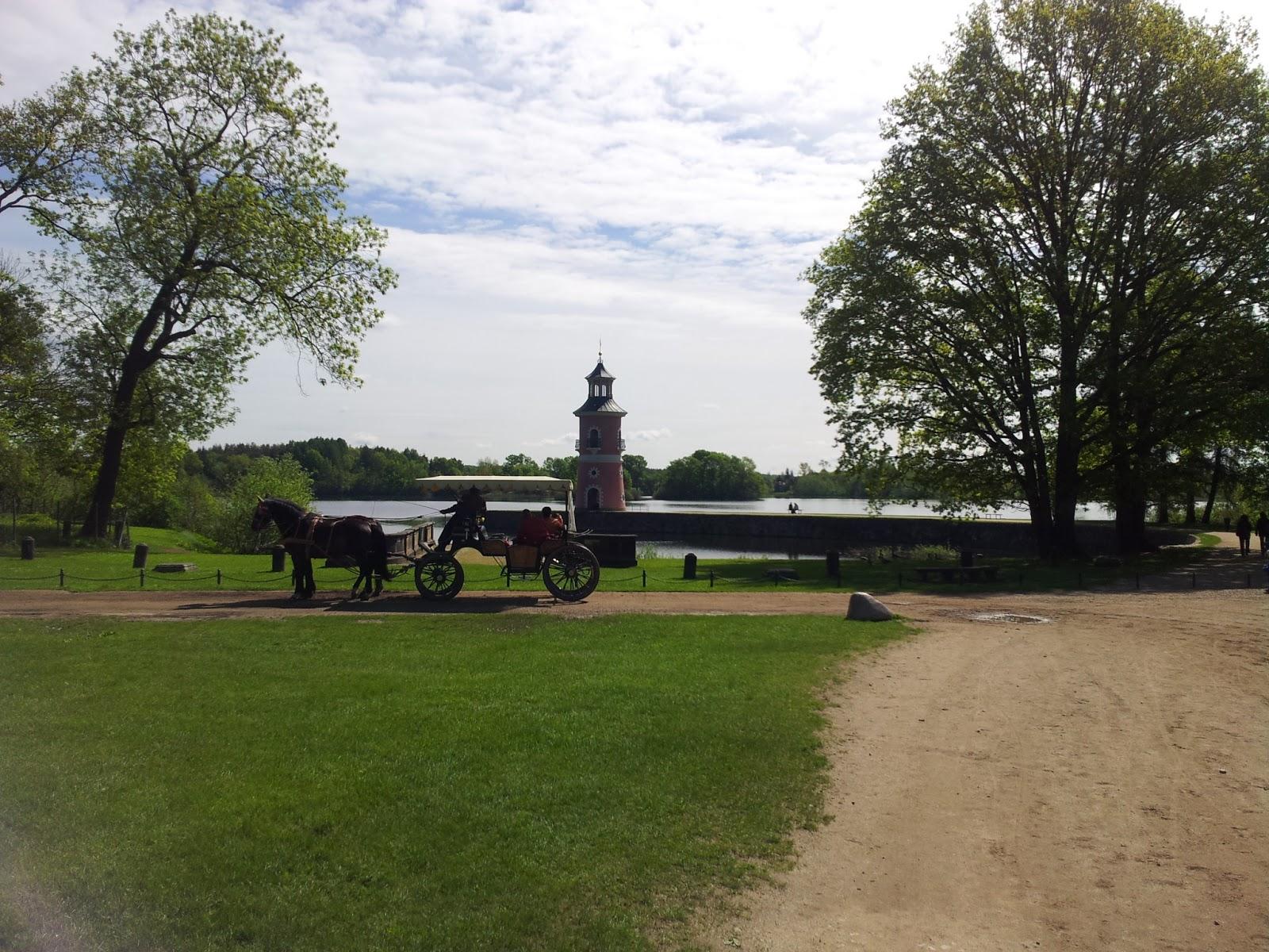 Teichroute Moritzburg