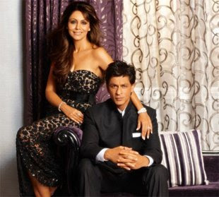 Gauri and Sharukh Khan - Romantic Bollywood couples