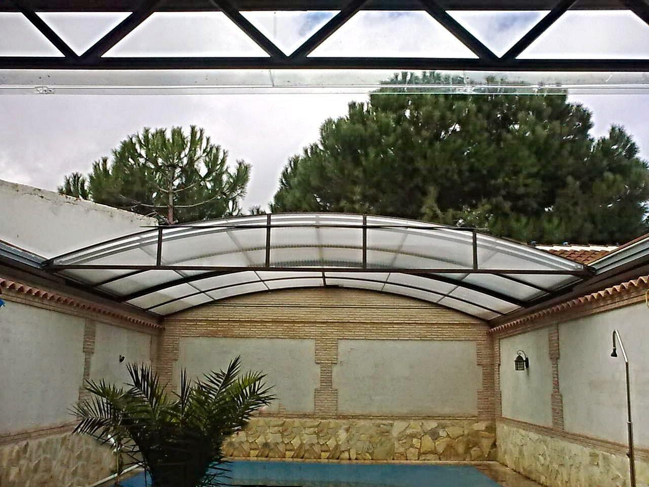 Precios techos moviles de patios fotos de cubiertas para - Cubiertas para patios ...