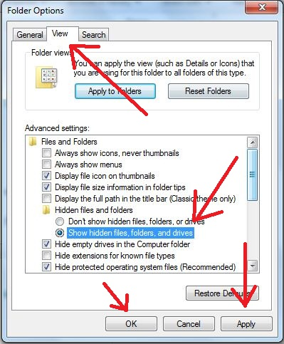 Cara Menyembunyikan Folder di Komputer Tanpa Software