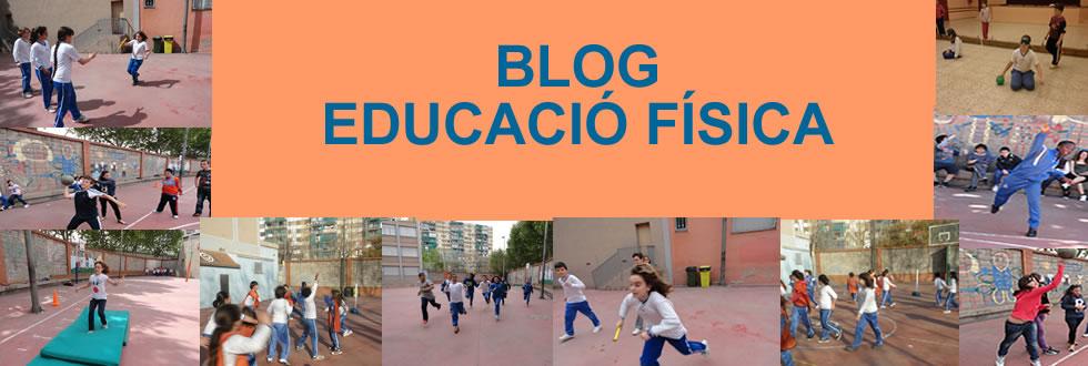 BLOG D'EDUCACIÓ FÍSICA