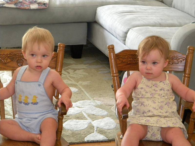 Twins People Photographs No. 9