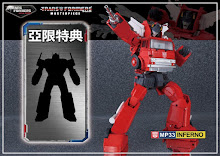 Hot Pick - Takara Tomy Transformers Masterpiece MP-33 Inferno