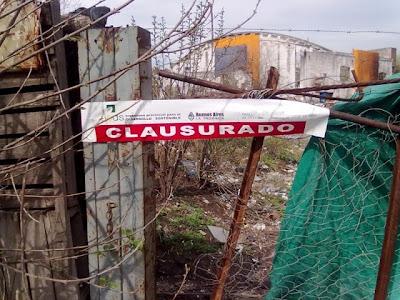 El Tigre Verde Opds Clausur Basural En Jos C Paz
