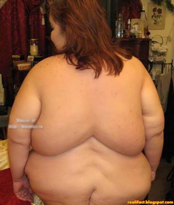 Foto Telanjang Wanita Super Gendut