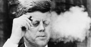 JFK and MMJ