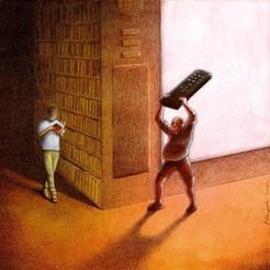 OKUMAK YALNIZ CESURLARIN İŞİDİR!
