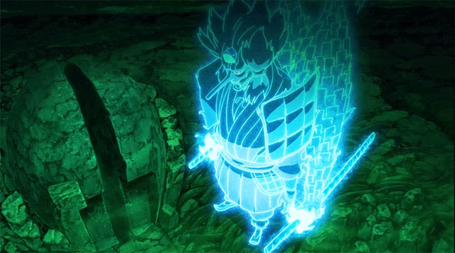Madara Uchiha Perfect Susanoo