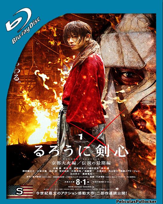 Rurouni Kenshin Kyoto En Llamas (2014) BRRip 720p Subtitulada