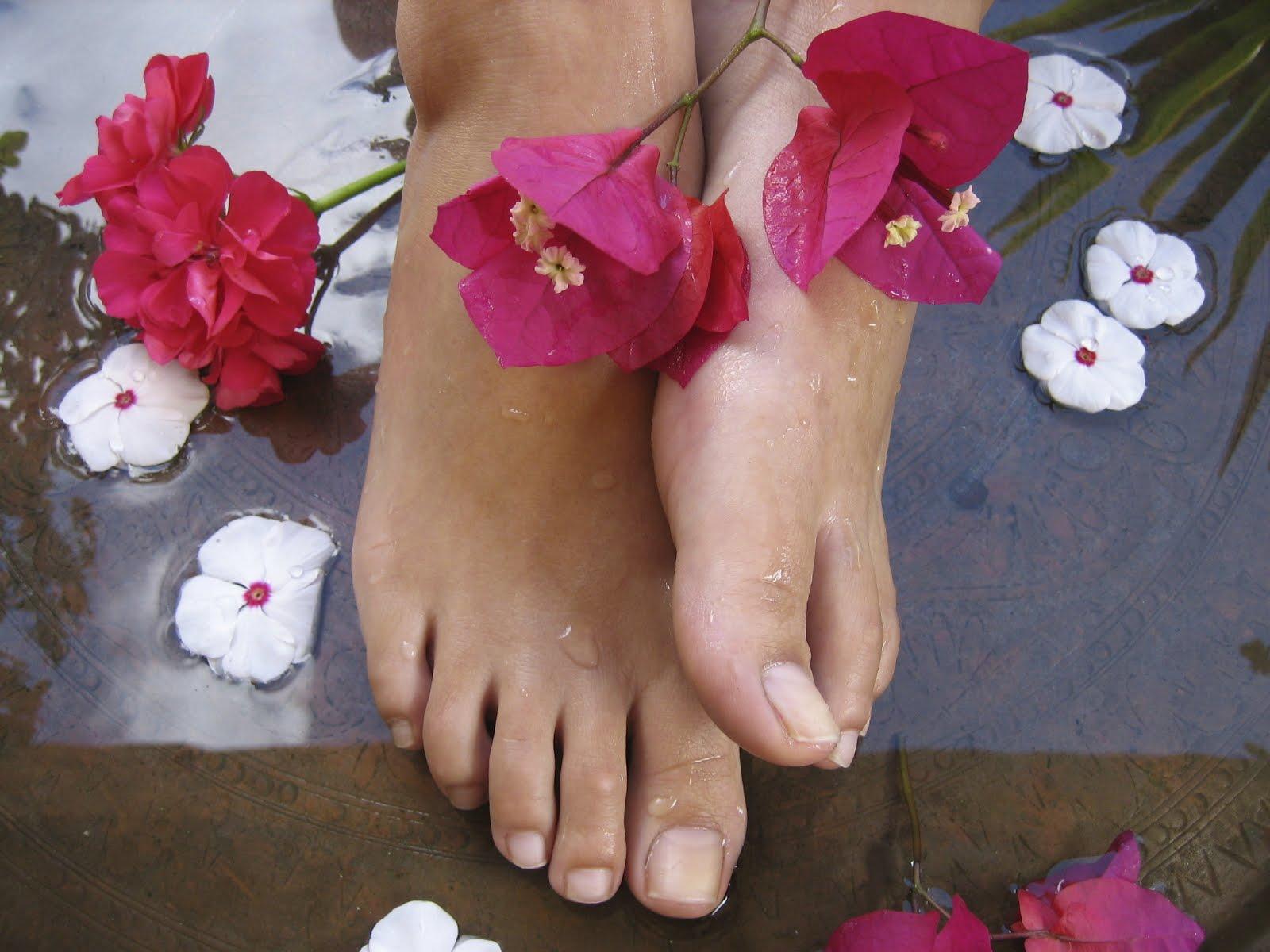 Сладкие пальчики ног 9 фотография