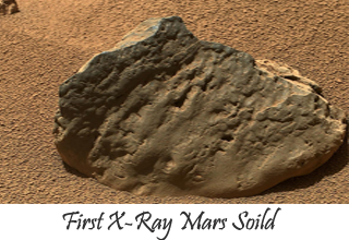 Mars Solid
