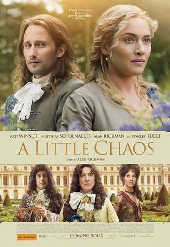 A Little Chaos (2014) DVDRip Latino