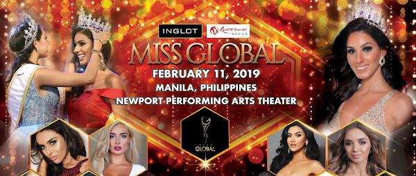 Miss Global 2018/2019