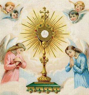 """""""Visitas a Jesus Sacramentado e a Nossa Senhora"""", por Santo Afonso Maria de Ligório"""