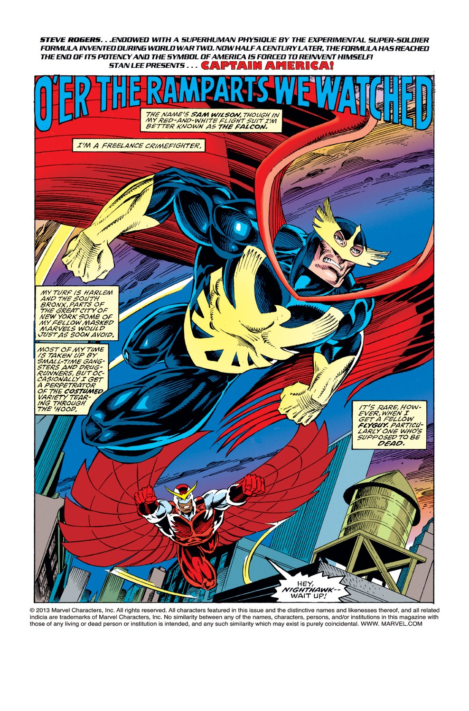 Captain America (1968) Issue #439 #389 - English 2