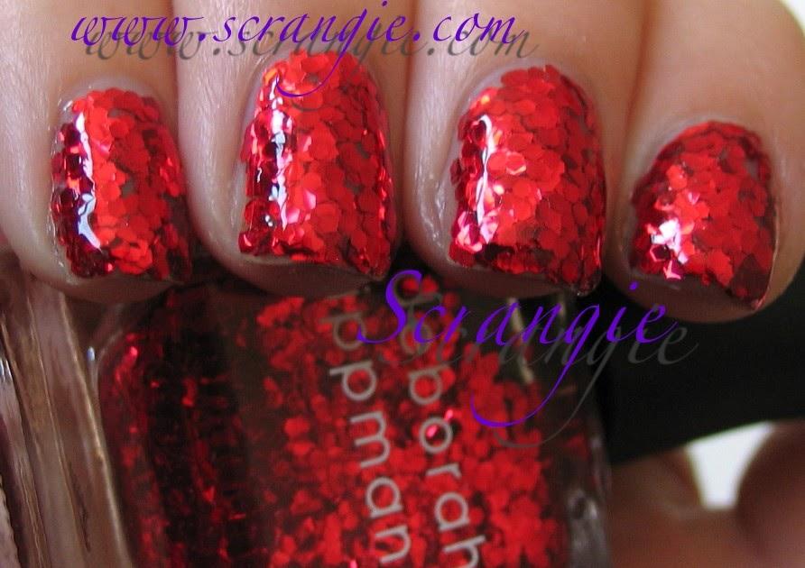 Scrangie: Deborah Lippmann Glitters for Holiday 2011
