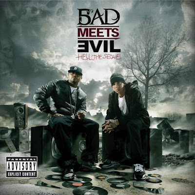 News // Album Cover: Bad Meets Evil – Eminem x Royce Da 5'9